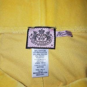 Juicy Couture Pants - Juicy Couture Velour Wide Leg Pants